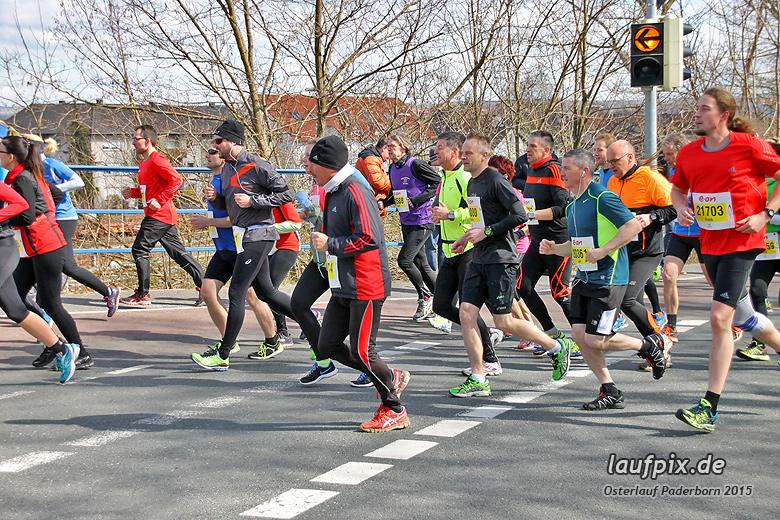 Paderborner Osterlauf - 21km  2015 - 199